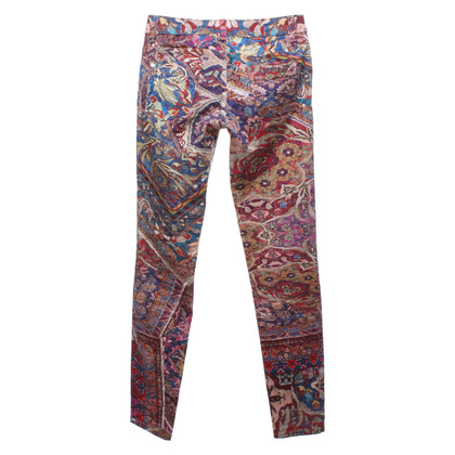 Just Cavalli trousers in multicolor