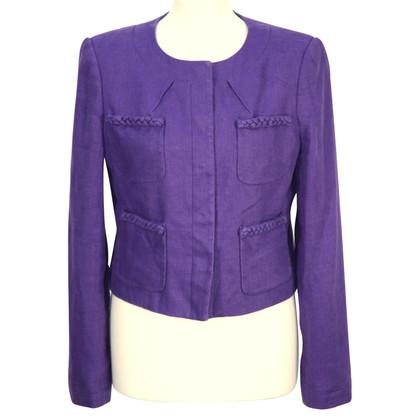 Hobbs Blazer in violet