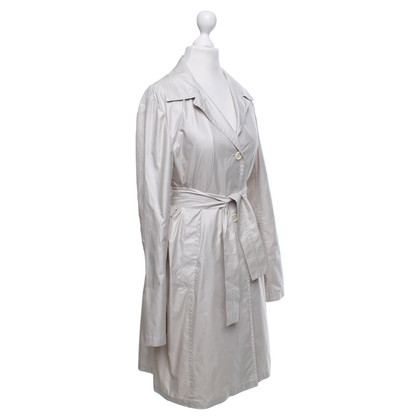 St. Emile Trench coat in cream