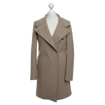 Costume National Cappotto in beige
