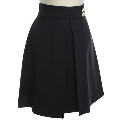 Tara Jarmon skirt in dark blue