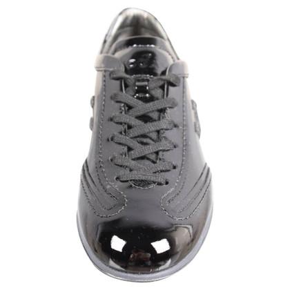 Hogan Sneaker in zwart