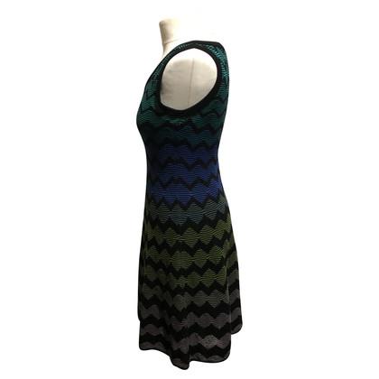 Missoni Multicouloure dress