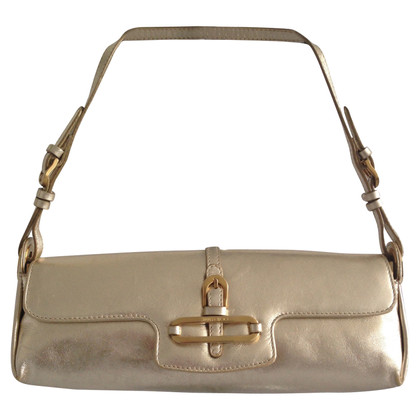Jimmy Choo Leren mini tas