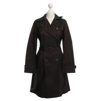 Hugo Boss Trenchcoat in Braun