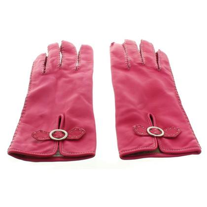 Cinque lederen handschoenen