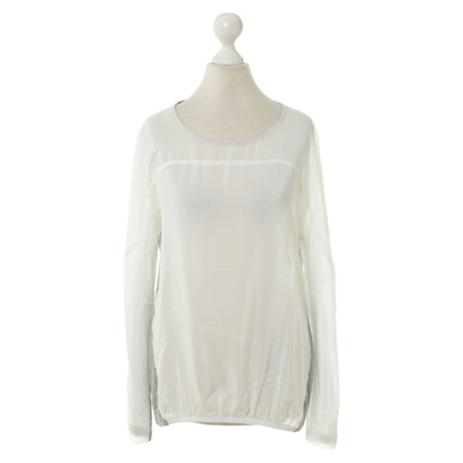Max & Co Long-sleeved shirt in bicolor