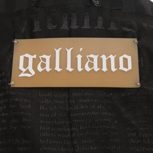online store 848de d0bf2 John Galliano Vest in black - Second Hand John Galliano Vest ...