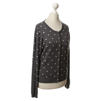 Marc Cain Cardigan in dark grey
