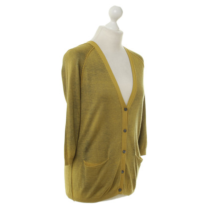 Jil Sander Strickcardigan in Bicolor