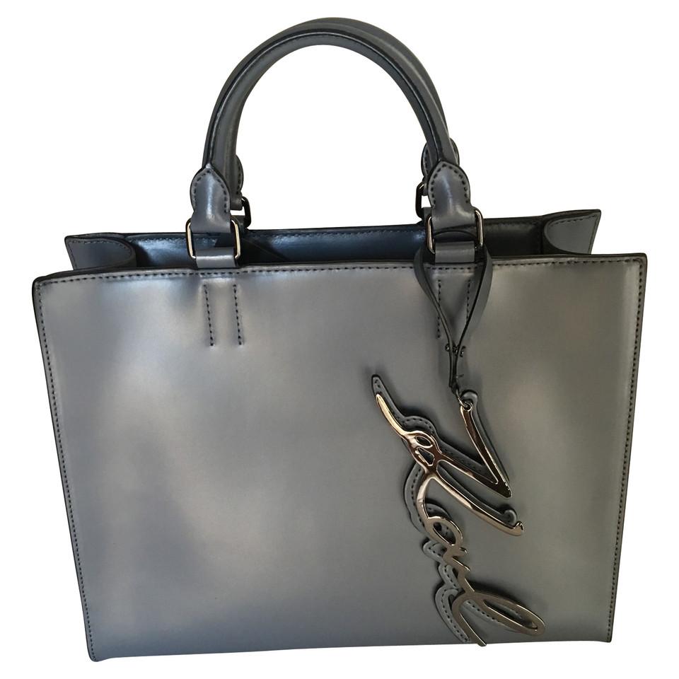 karl lagerfeld handtasche second hand karl lagerfeld handtasche gebraucht kaufen f r 175 00. Black Bedroom Furniture Sets. Home Design Ideas