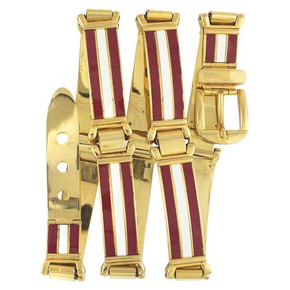 Gucci Gold colored belt