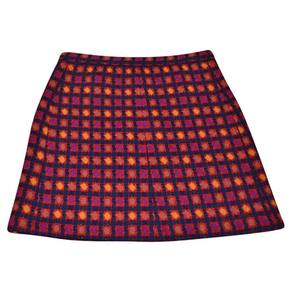 Miu Miu Mini-skirt wool