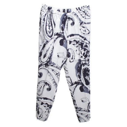 Escada Jogging pants with graphic print