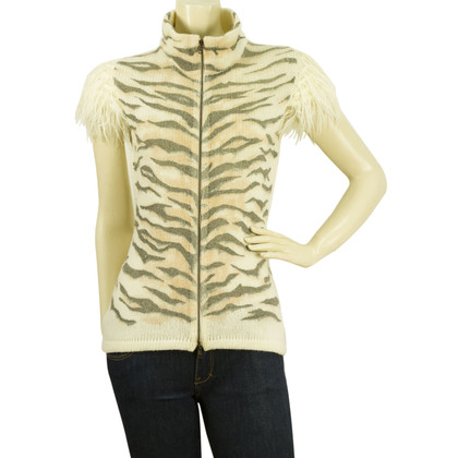 Marc Cain top with animal design