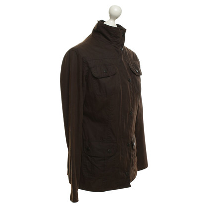 Barbour Veste Brown