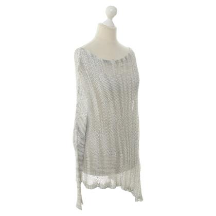 Helmut Lang Sweater in black/white