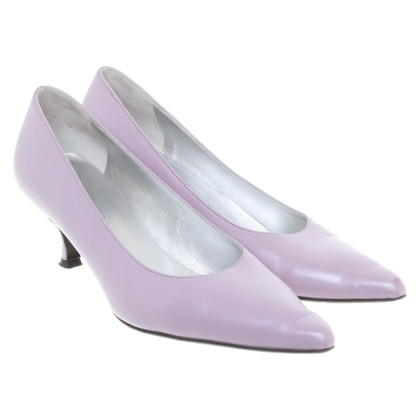 Escada Pumps in Flieder