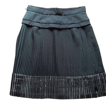 Carven pleated skirt