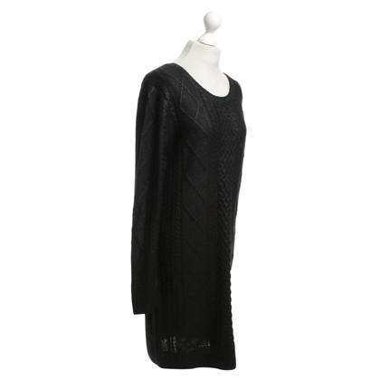 Karl Lagerfeld Knit dress in black