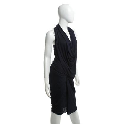 Donna Karan Dress in dark blue