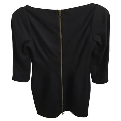 Diane von Furstenberg Schwarzes Kleid