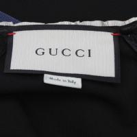 Gucci Kleid mit Rüschen
