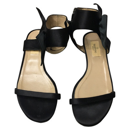 Valentino Sandals in black