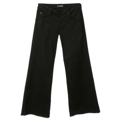Hudson Jeans met uitlopende broekspijpen