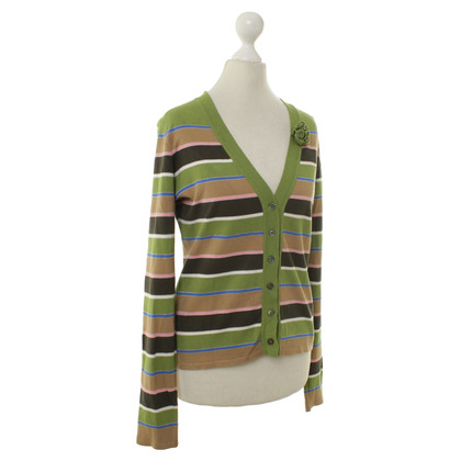 Marc Cain Cardigan with stripes
