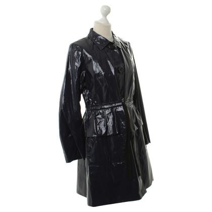 Sonia Rykiel Coat in black finish