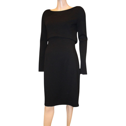 Escada Dress in Audrey Hepburn style