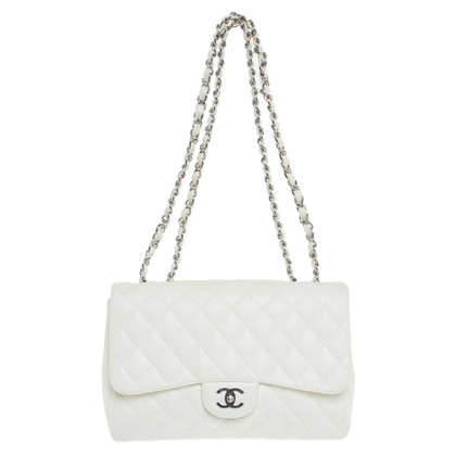 "Chanel ""Jumbo Flap Bag"" made of caviar leather"