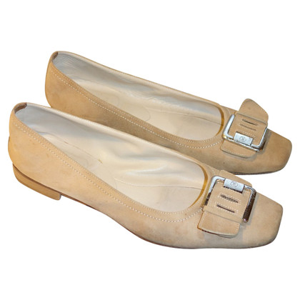 Bogner Ballerinas in sand