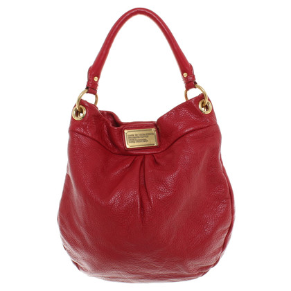 Marc Jacobs Handtas in rood