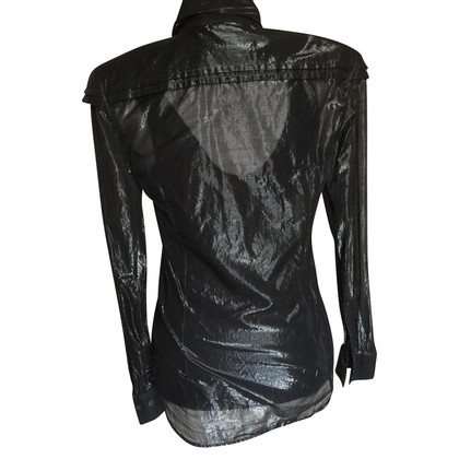 Drykorn semi transparent blouse