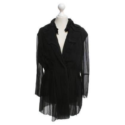 Yohji Yamamoto Jacket in zwart