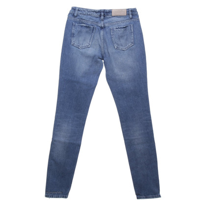 Victoria Beckham patchwork Jeans