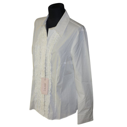 Laurèl Blouse with frills