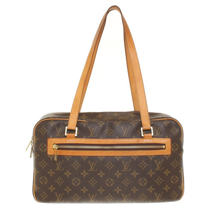 "Louis Vuitton Handbag ""CITE CM"" with Monogram Canvas"