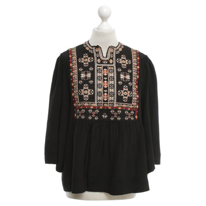 Isabel Marant Blouse with embroidery