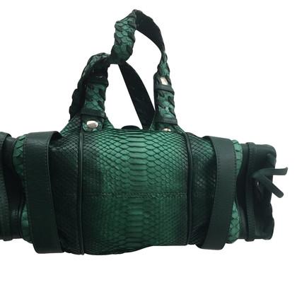 Chloé Silverado Bag Python
