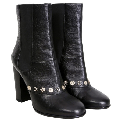 983e390a399f Chanel Stiefel Second Hand: Chanel Stiefel Online Shop, Chanel ...