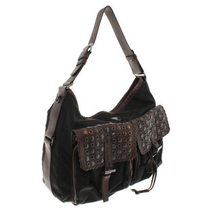 Prada Shoulder bag with rivets