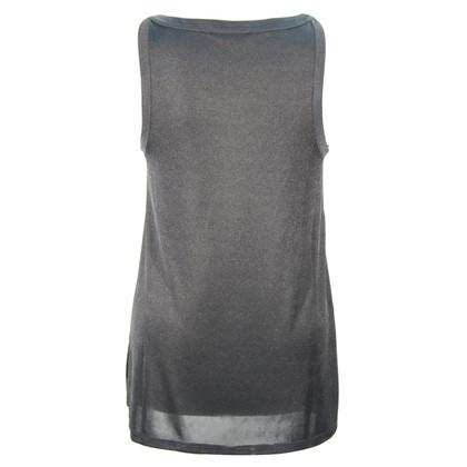 Armani top in black