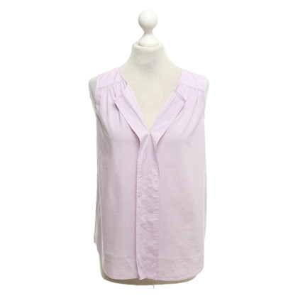 Closed Blouse top in lilac