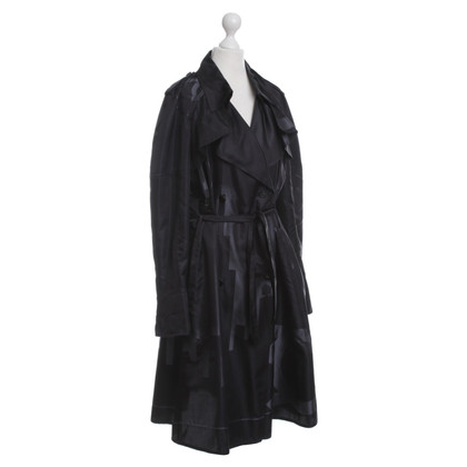 Chanel Cappotto trench in seta