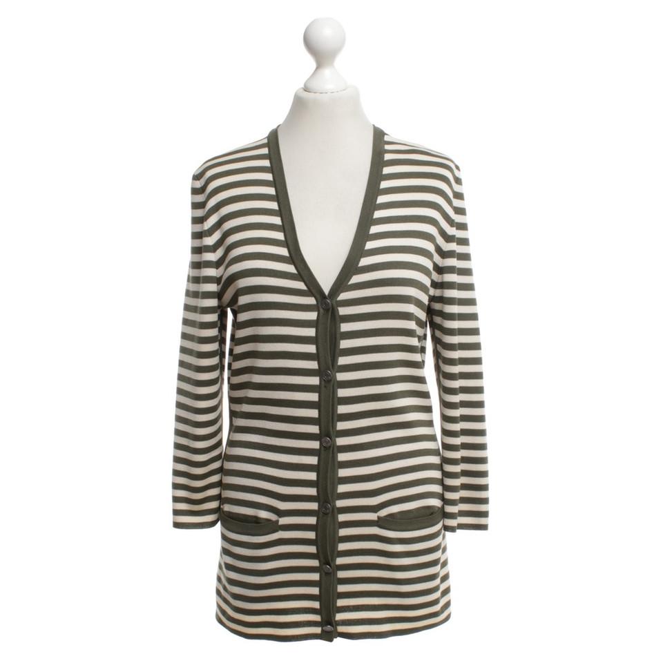 Hermès Cardigan aus Seide