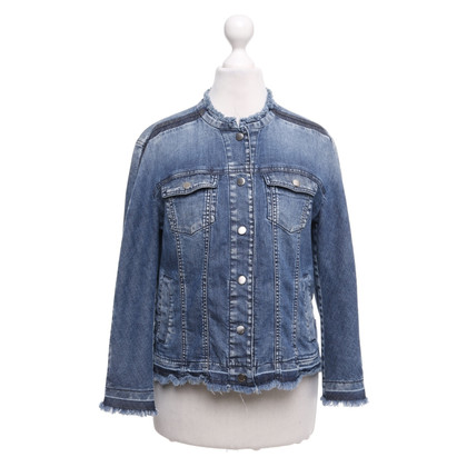 Marc Cain Denim jacket in used look