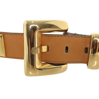 Escada Belt in light brown